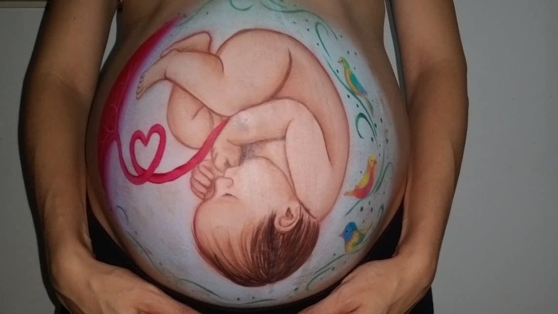 Déni de grossesse position du bébé et de la mère
